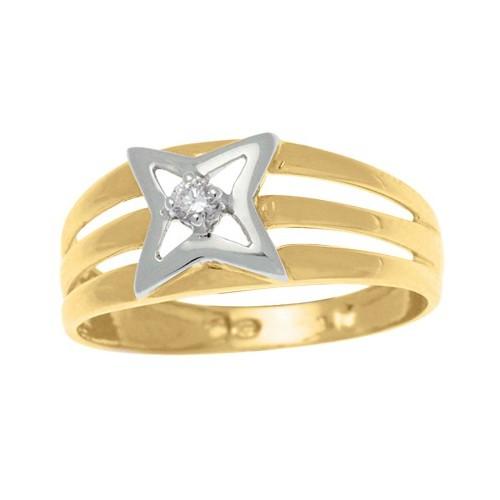 Bague Diamant 2 ors