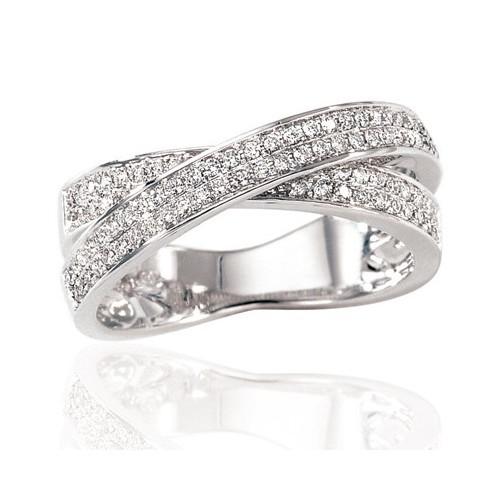 Bague Diamants 6
