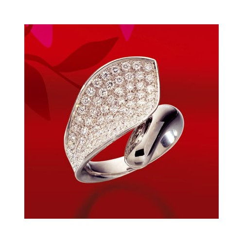 Bague diamants n°1