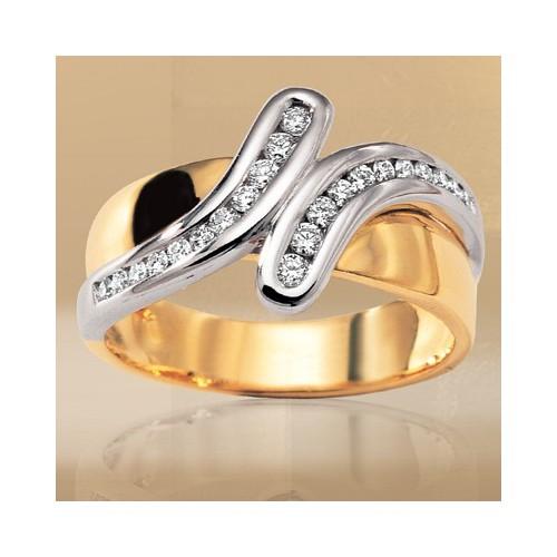 Bague Diamants 9