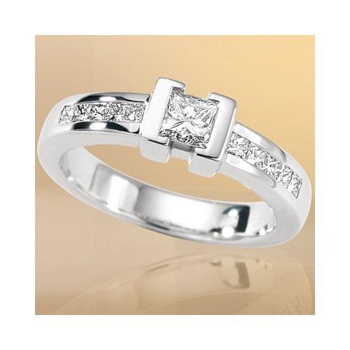 Bague Diamants 8
