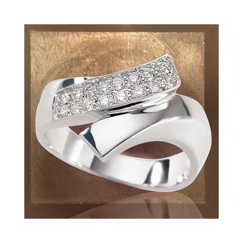 Bague Diamants 7
