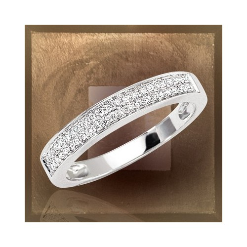 Bague Diamants 5