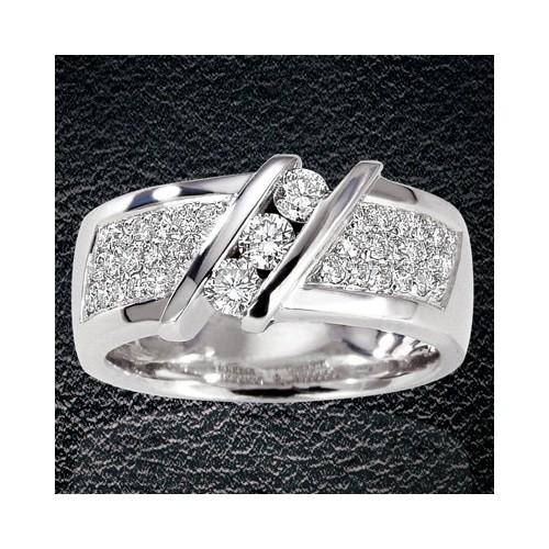 Bague Diamants 2