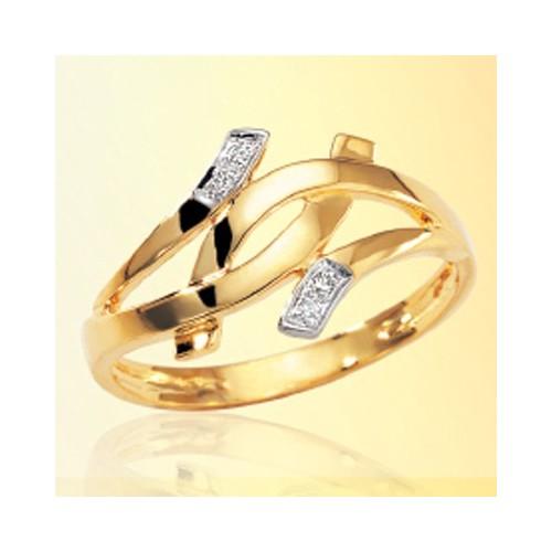 Bague diamants n°11