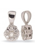 Pendentif diamants n°4